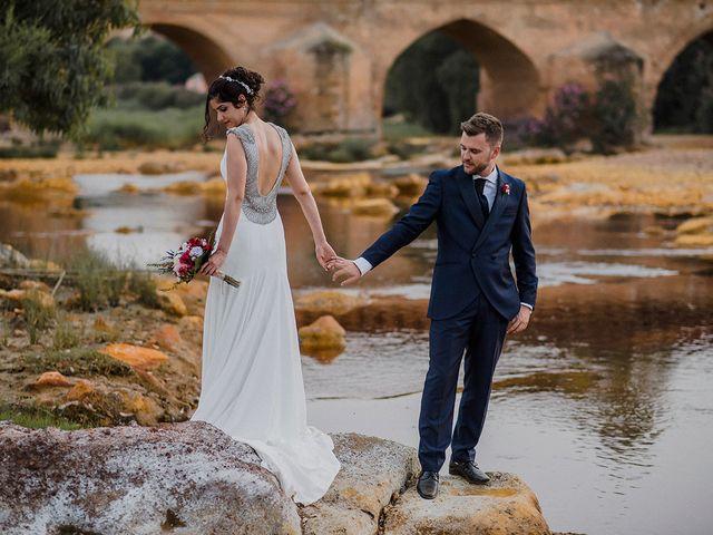 La boda de Juanfe y Maria en Niebla, Huelva 1