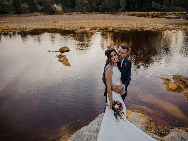La boda de Juanfe y Maria en Niebla, Huelva 69