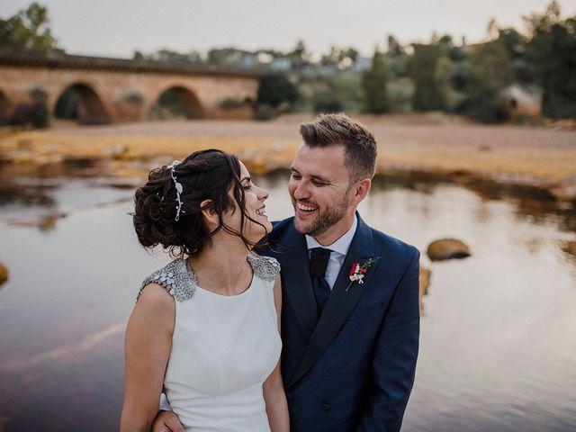 La boda de Juanfe y Maria en Niebla, Huelva 70