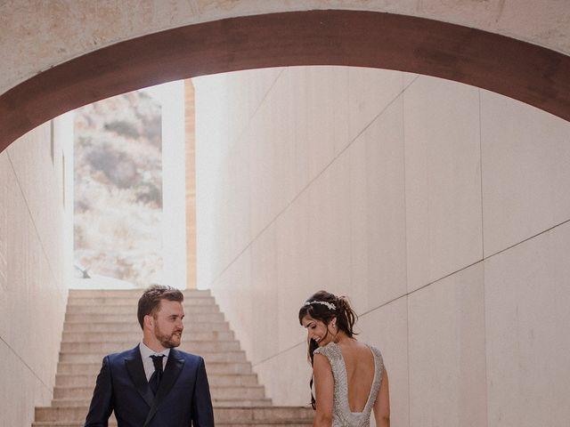 La boda de Juanfe y Maria en Niebla, Huelva 76