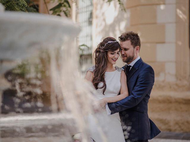 La boda de Juanfe y Maria en Niebla, Huelva 79