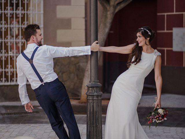 La boda de Juanfe y Maria en Niebla, Huelva 81