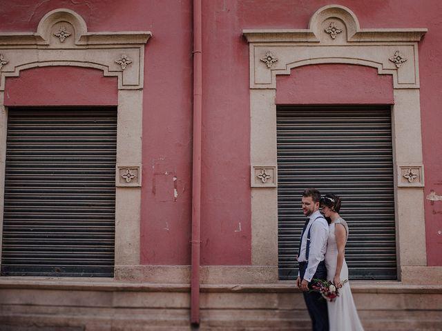 La boda de Juanfe y Maria en Niebla, Huelva 82