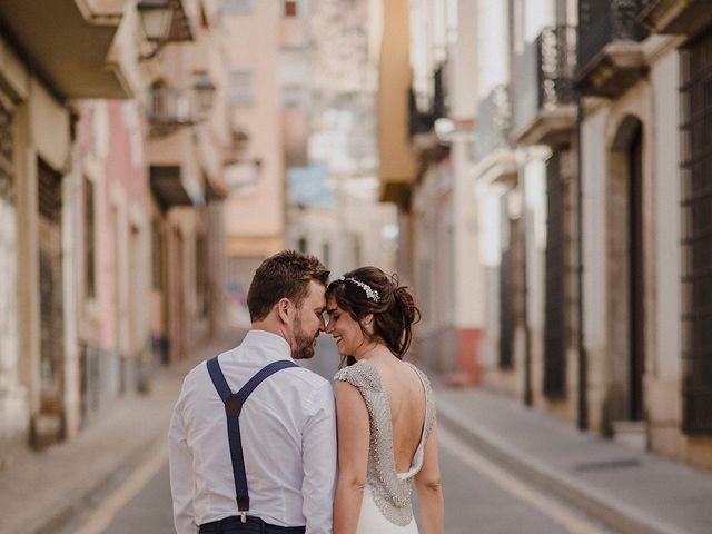 La boda de Juanfe y Maria en Niebla, Huelva 84