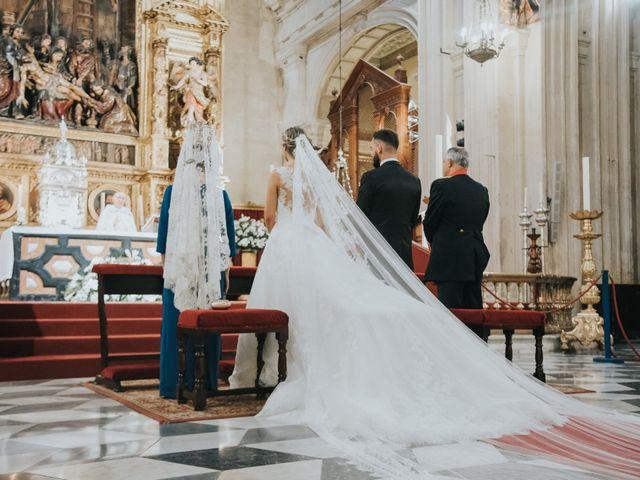 La boda de David y Elena en Sevilla, Sevilla 6