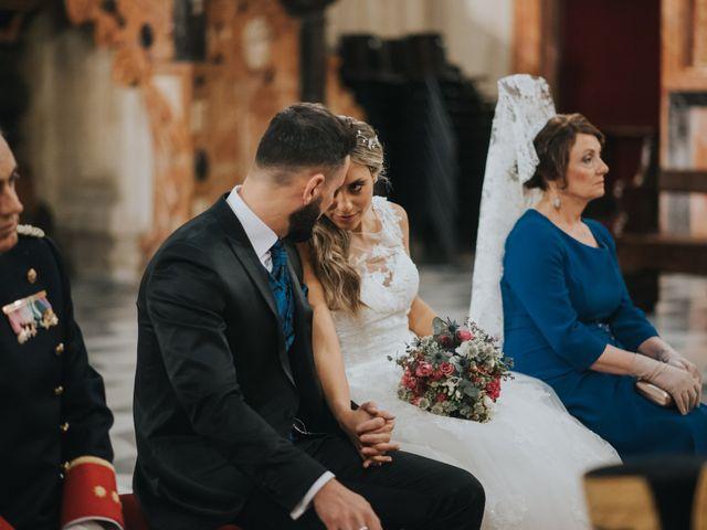 La boda de David y Elena en Sevilla, Sevilla 7