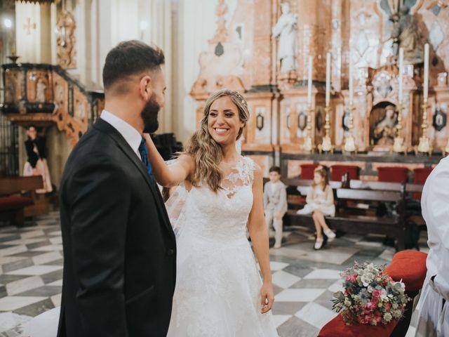 La boda de David y Elena en Sevilla, Sevilla 1