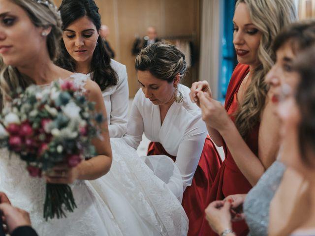 La boda de David y Elena en Sevilla, Sevilla 18