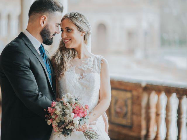 La boda de David y Elena en Sevilla, Sevilla 16