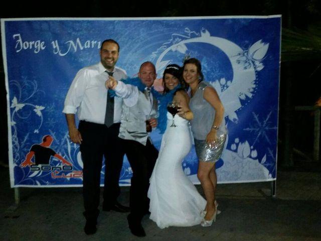 La boda de Maria y Jorge en Huelva, Huelva 1