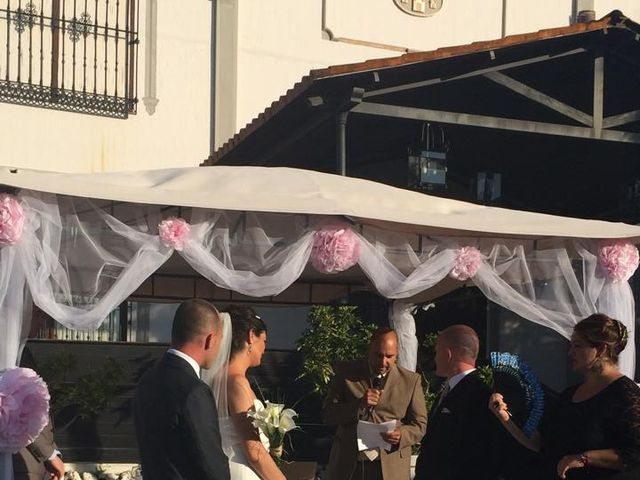 La boda de Maria y Jorge en Huelva, Huelva 6