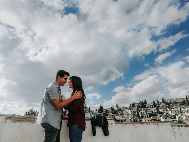 La boda de Jairo y Sandra en Granada, Granada 3