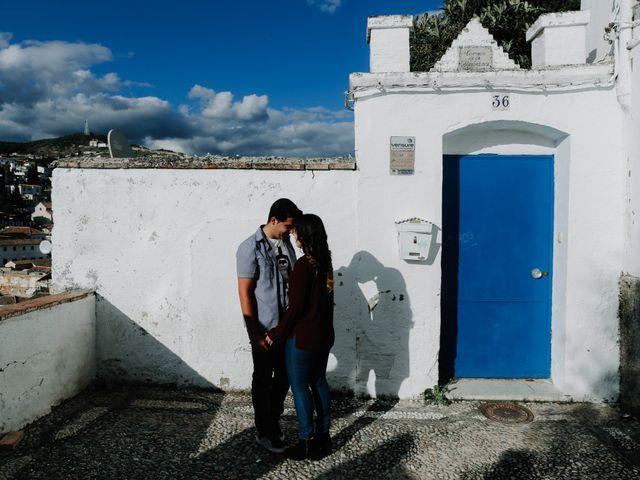 La boda de Jairo y Sandra en Granada, Granada 4