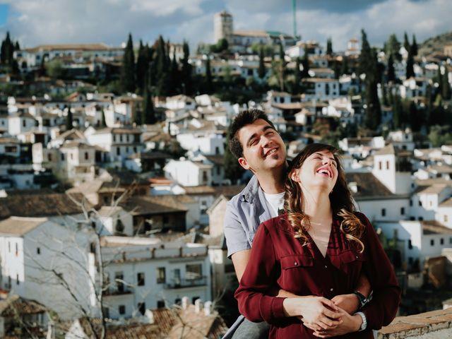 La boda de Jairo y Sandra en Granada, Granada 5