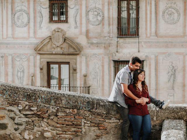 La boda de Jairo y Sandra en Granada, Granada 7