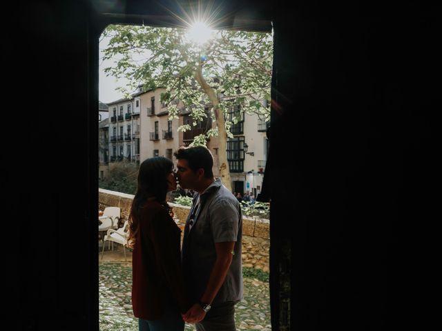 La boda de Jairo y Sandra en Granada, Granada 8