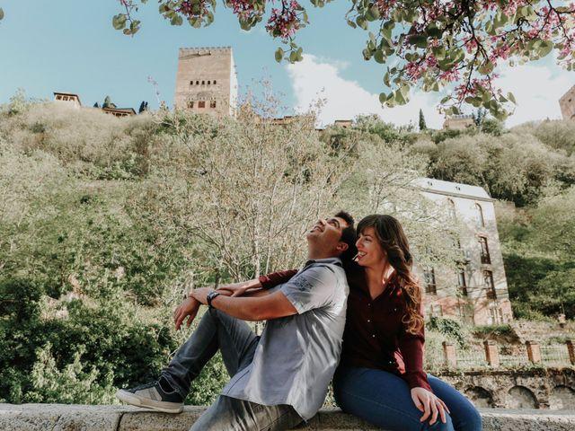 La boda de Jairo y Sandra en Granada, Granada 9