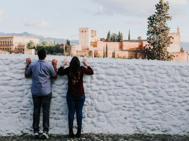 La boda de Jairo y Sandra en Granada, Granada 14