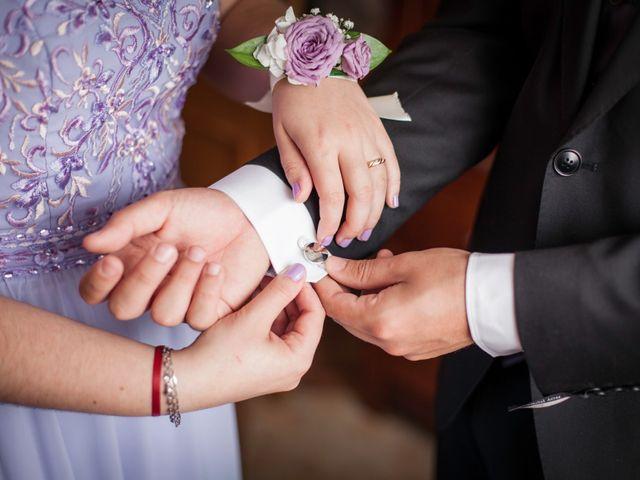 La boda de Jairo y Sandra en Granada, Granada 21