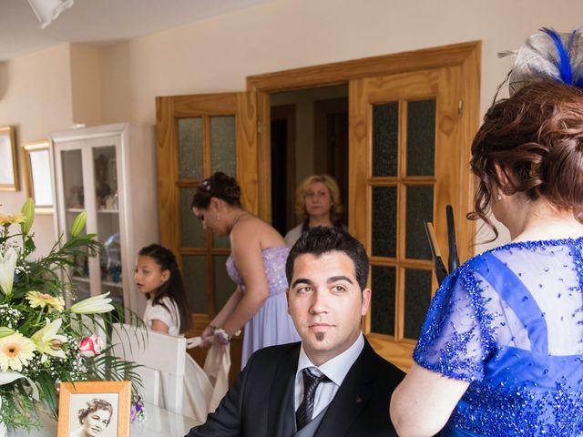 La boda de Jairo y Sandra en Granada, Granada 24