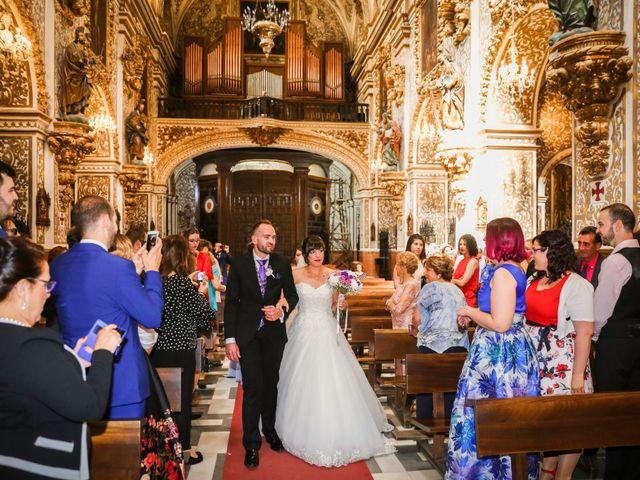La boda de Jairo y Sandra en Granada, Granada 30