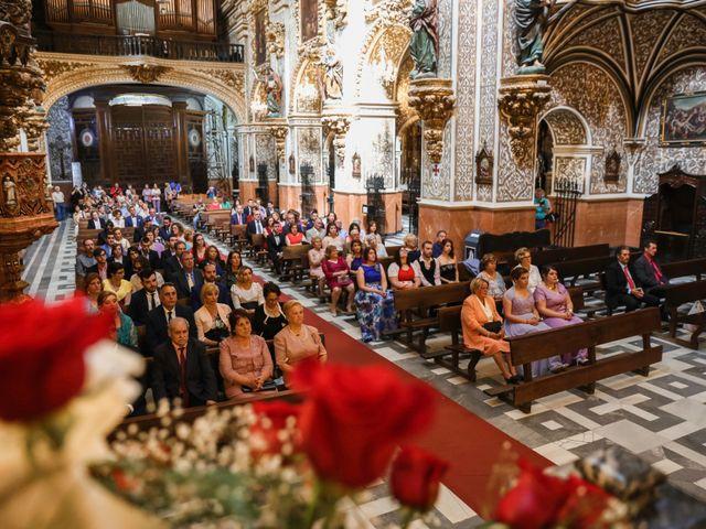 La boda de Jairo y Sandra en Granada, Granada 31
