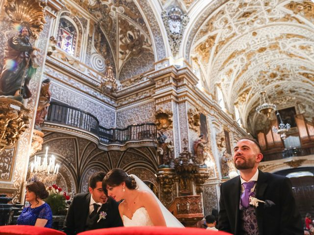 La boda de Jairo y Sandra en Granada, Granada 33