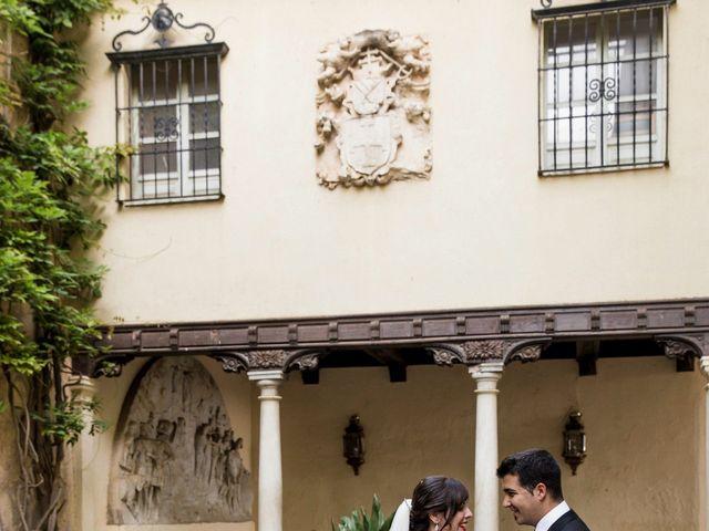 La boda de Jairo y Sandra en Granada, Granada 38