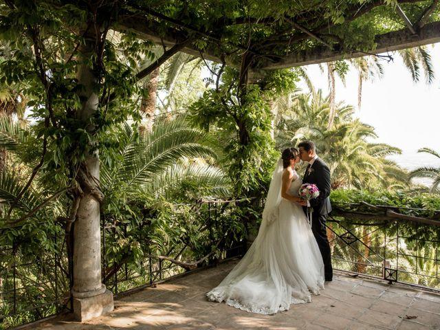 La boda de Jairo y Sandra en Granada, Granada 39
