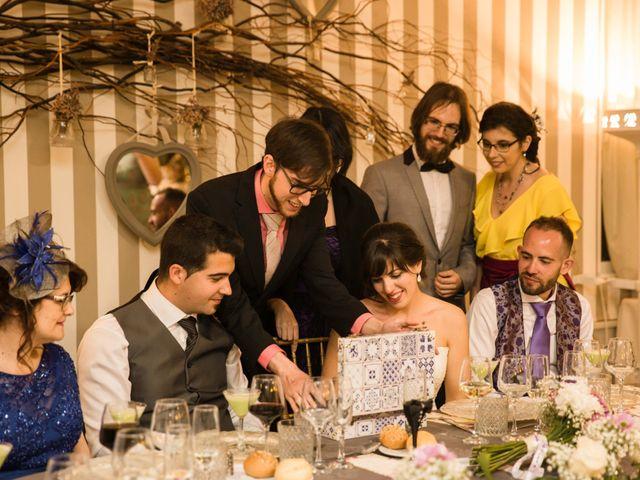 La boda de Jairo y Sandra en Granada, Granada 44