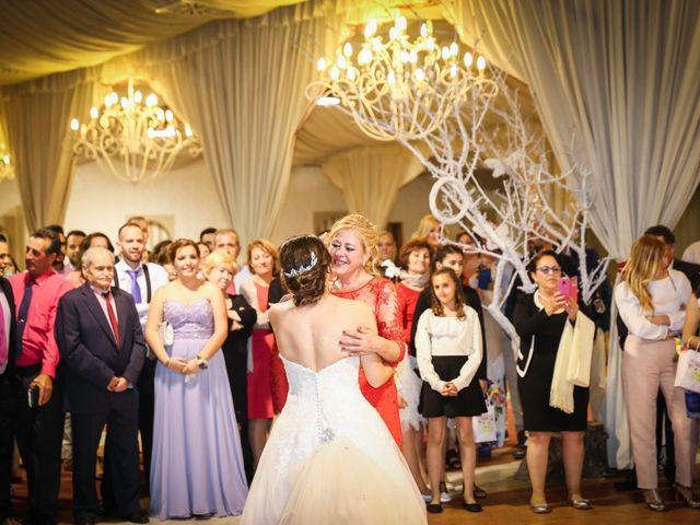 La boda de Jairo y Sandra en Granada, Granada 48