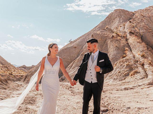 La boda de kevin y Carol en Otura, Granada 1