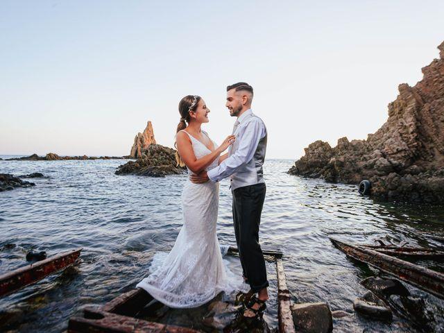 La boda de kevin y Carol en Otura, Granada 4