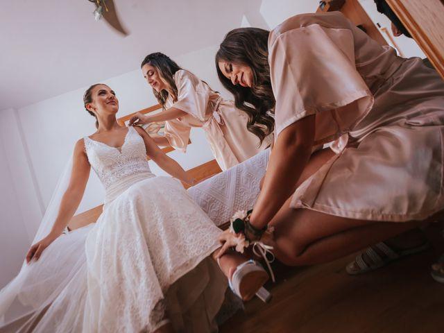 La boda de kevin y Carol en Otura, Granada 13
