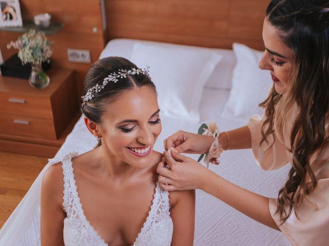 La boda de kevin y Carol en Otura, Granada 14