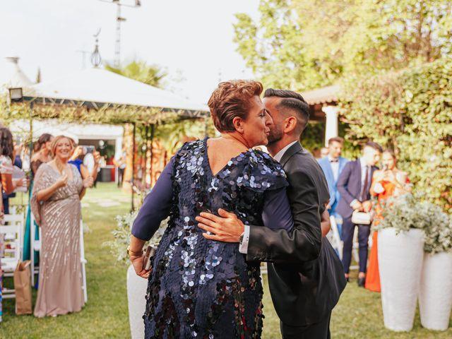 La boda de kevin y Carol en Otura, Granada 28
