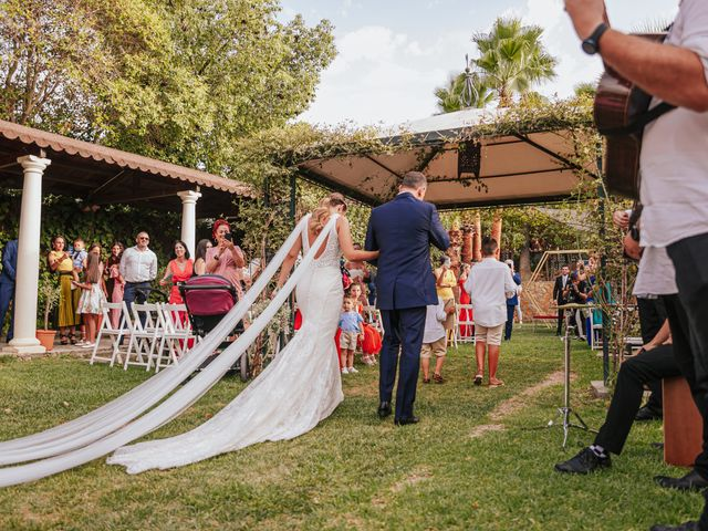 La boda de kevin y Carol en Otura, Granada 30