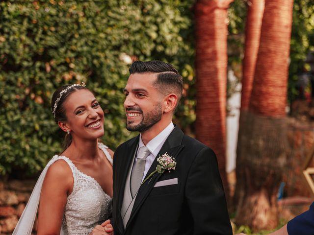 La boda de kevin y Carol en Otura, Granada 32