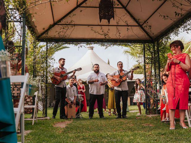 La boda de kevin y Carol en Otura, Granada 33
