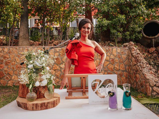 La boda de kevin y Carol en Otura, Granada 34