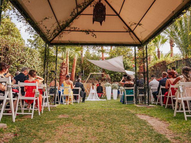 La boda de kevin y Carol en Otura, Granada 35