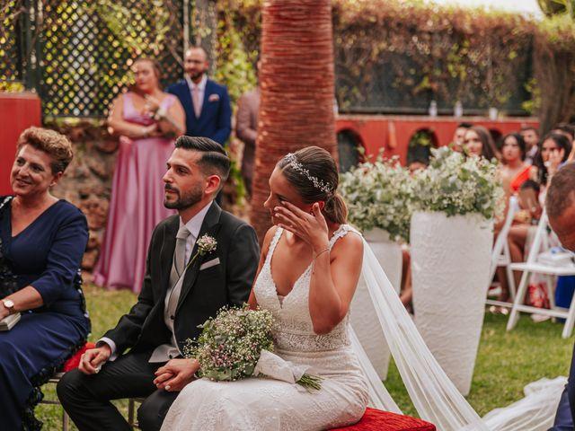 La boda de kevin y Carol en Otura, Granada 36