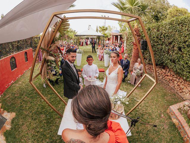 La boda de kevin y Carol en Otura, Granada 37