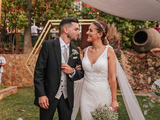 La boda de kevin y Carol en Otura, Granada 38