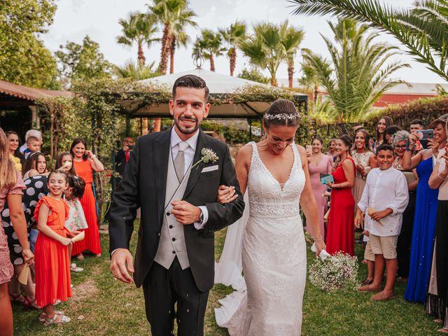 La boda de kevin y Carol en Otura, Granada 39