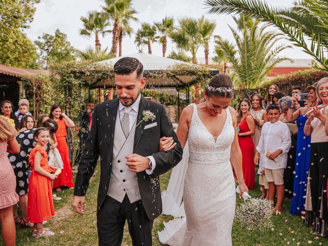 La boda de kevin y Carol en Otura, Granada 40