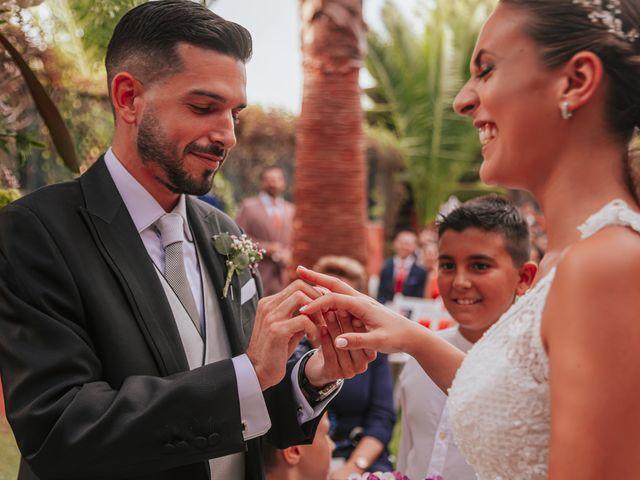 La boda de kevin y Carol en Otura, Granada 43