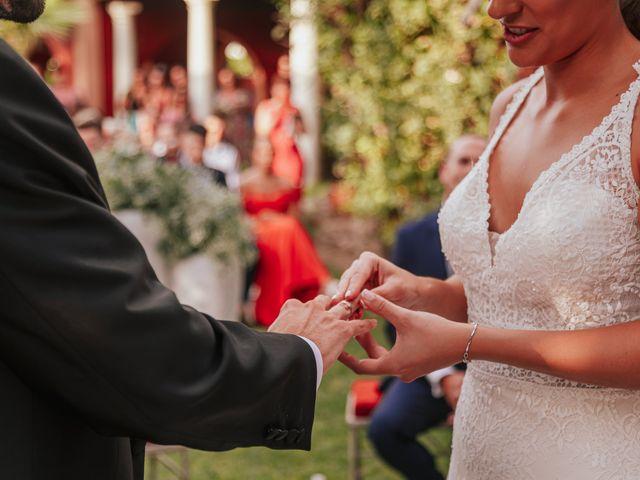 La boda de kevin y Carol en Otura, Granada 44