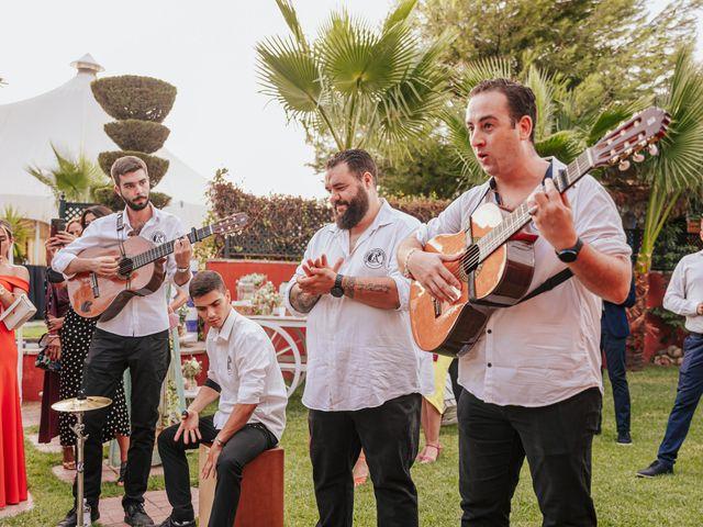 La boda de kevin y Carol en Otura, Granada 46