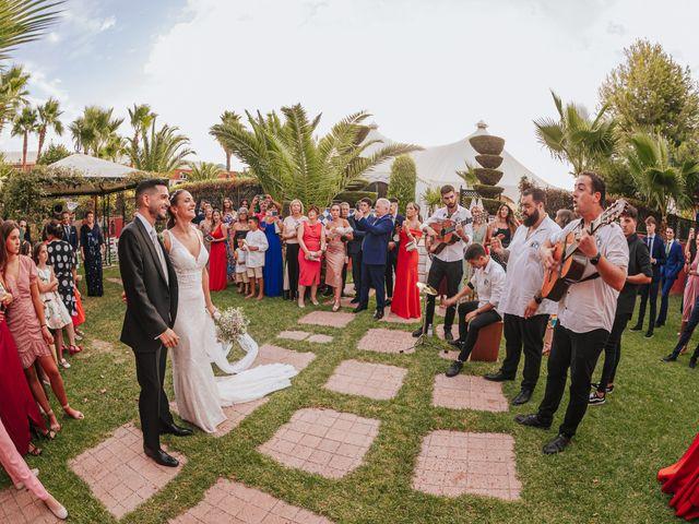 La boda de kevin y Carol en Otura, Granada 47